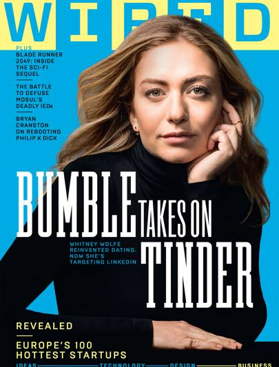 Swipe right for equality: how Bumble is taking on sexism | WIRED UK