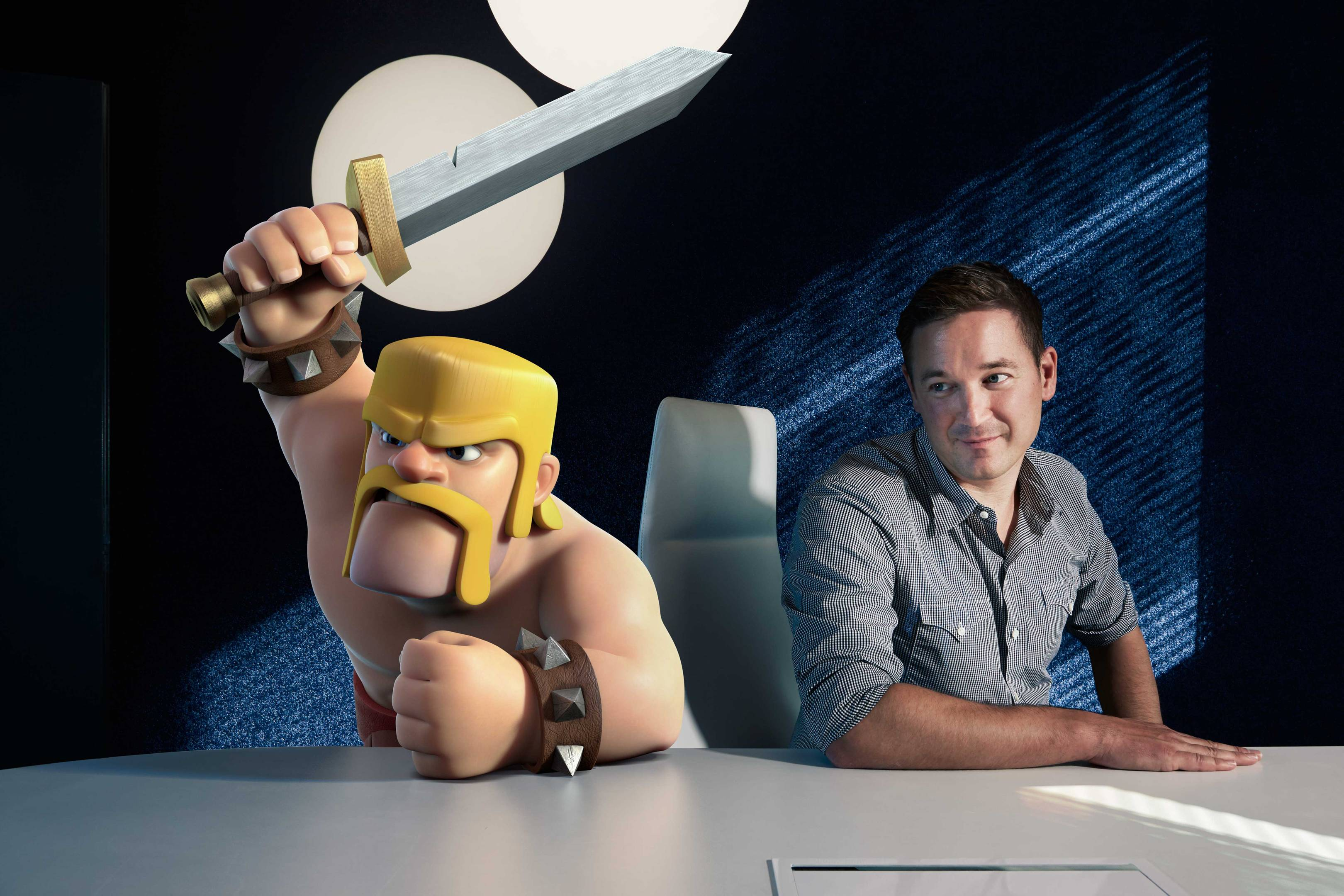 How Clash of Clans helped Supercell build a $10bn empire