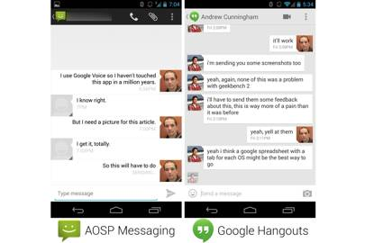 Google's iron grip on Android: controlling open source by ...