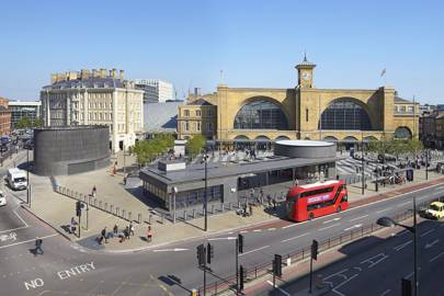 King's Cross Square by Stanton Williams
