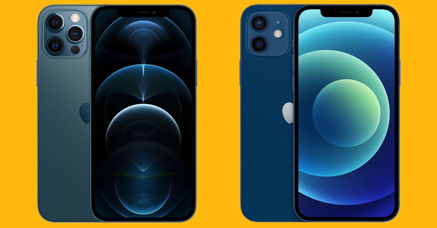 iPhone 12 and 12 Pro review: which should you go for?
