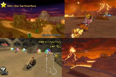 Grumble Volcano (Wii)