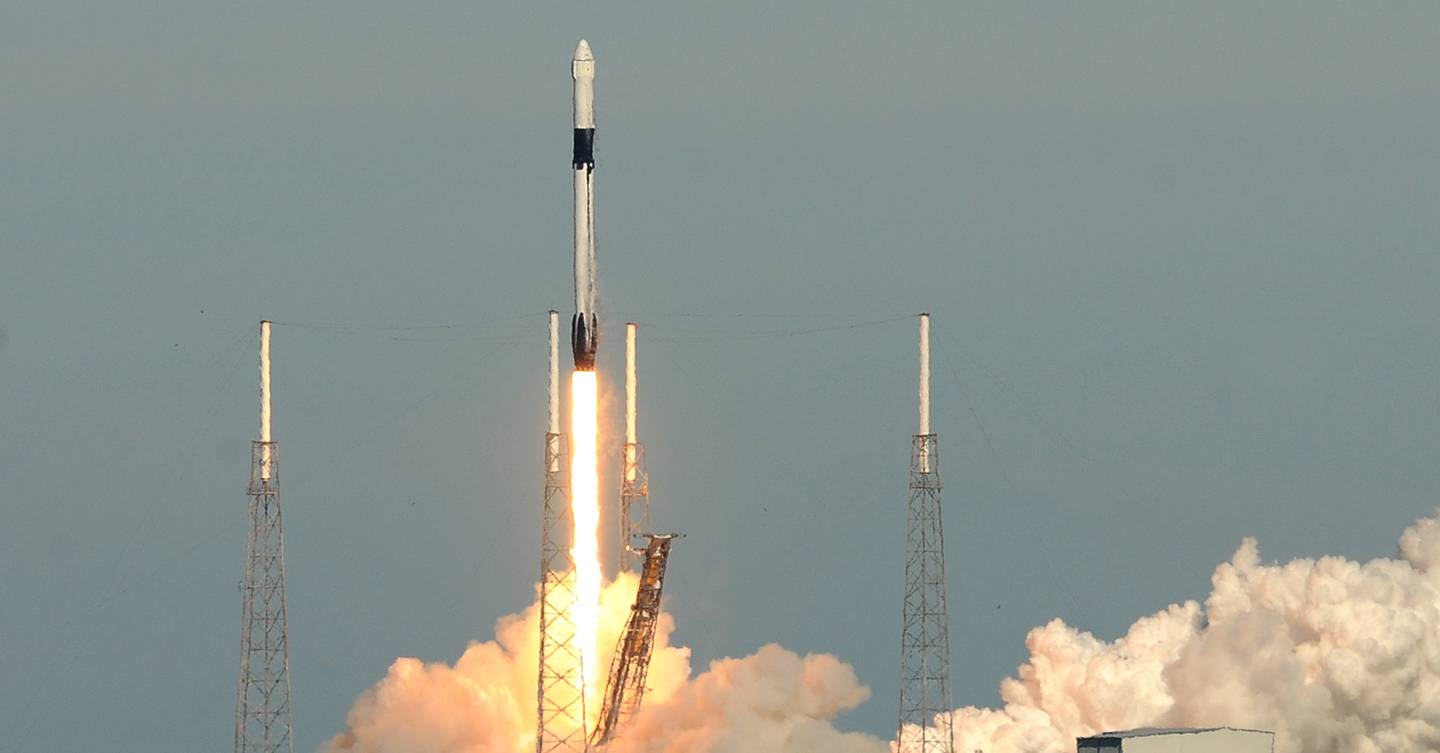 Elon Musk just ignited the race to build the space internet