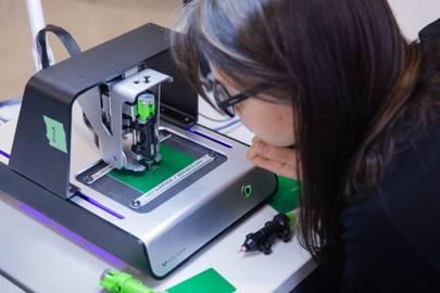 Speedy circuit board printer wins Dyson award