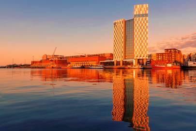 Transforming Jätkäsaari harbour