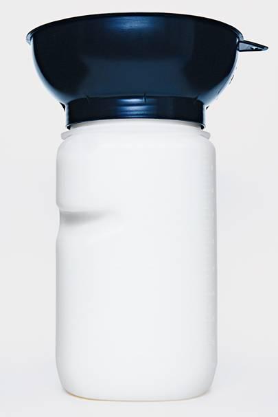 Farmer's Helper: Global Good's Mazzi milk jug