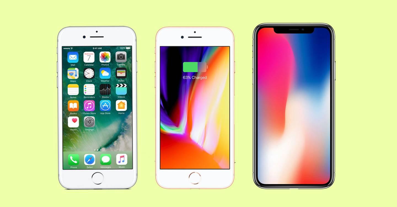 c9a736793 iPhone X vs iPhone 8 vs iPhone 7  should you upgrade