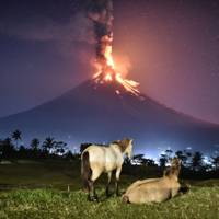 The fury of Mount Mayon