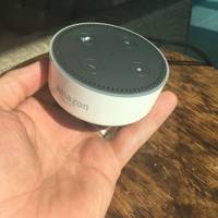The new Echo Dot is now available in white
