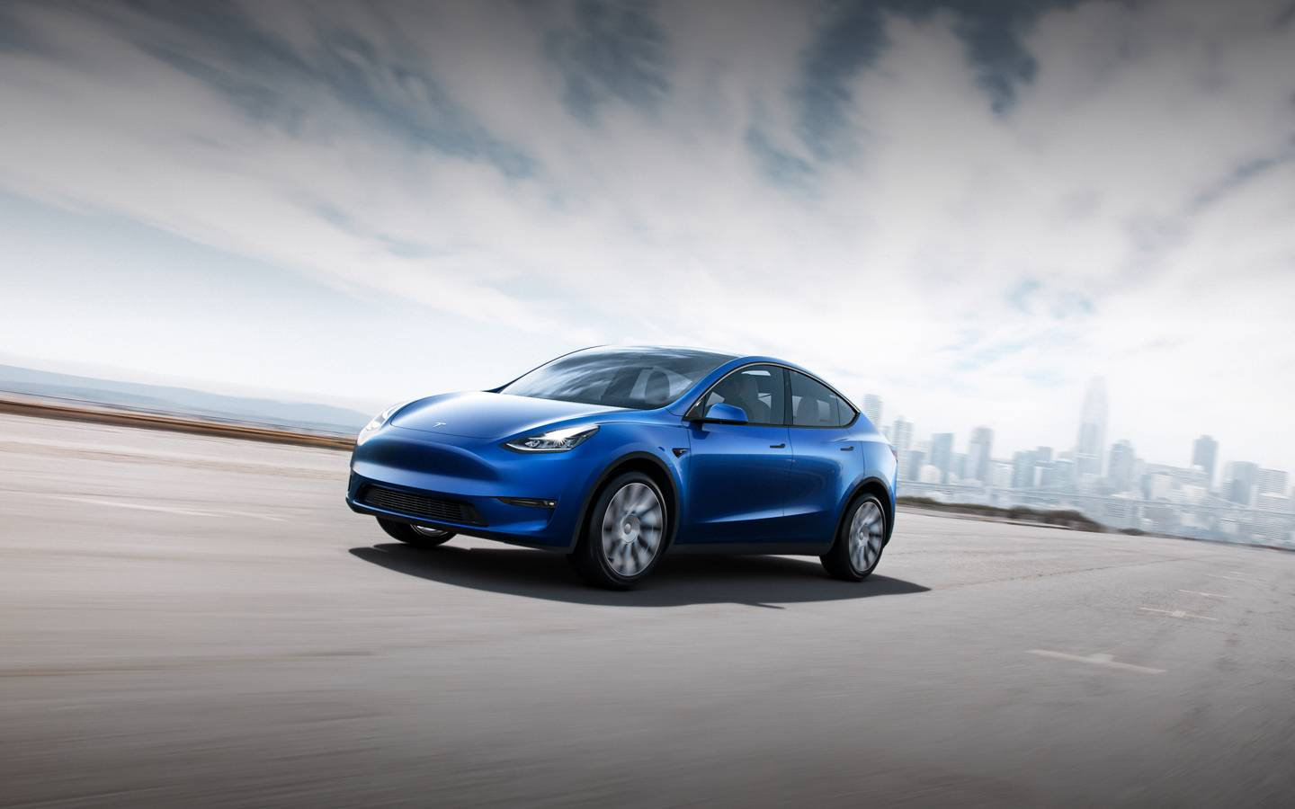 Friday briefing: Tesla launches Model Y mass-market compact SUV