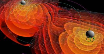 Gravitational waves discovery wins Breakthrough of the Year award