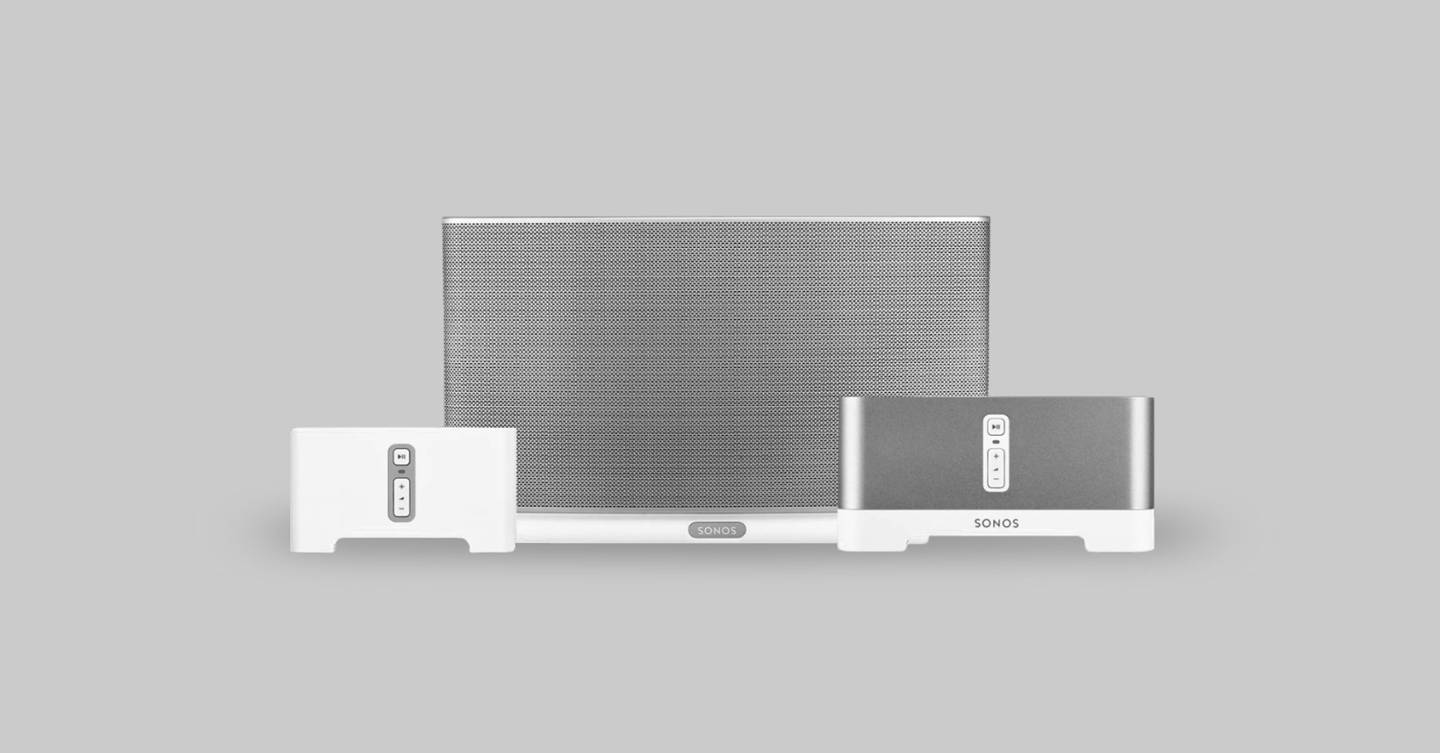 Sonos won't update its oldest speakers anymore | WIRED UK
