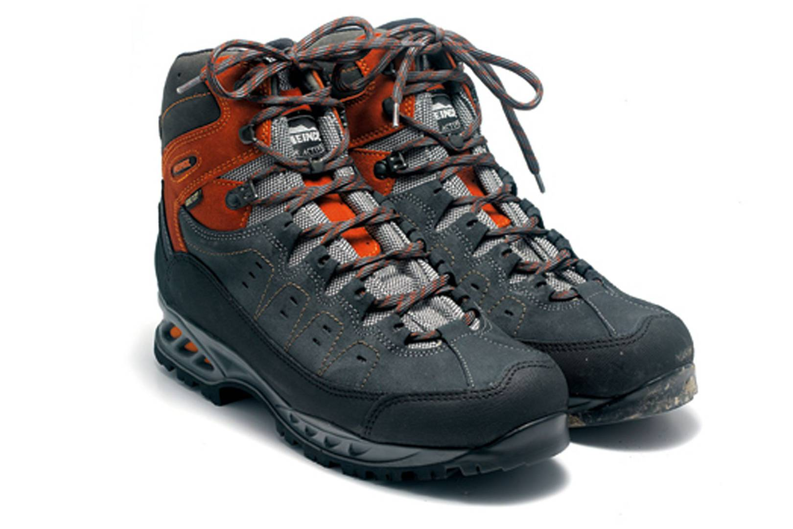 save off f9c3a b3a5d Tested: hiking footwear for tough terrains - Hiking shoe ...