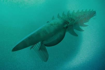 Meet the giant 'lobster' that roamed Earth's primeval oceans
