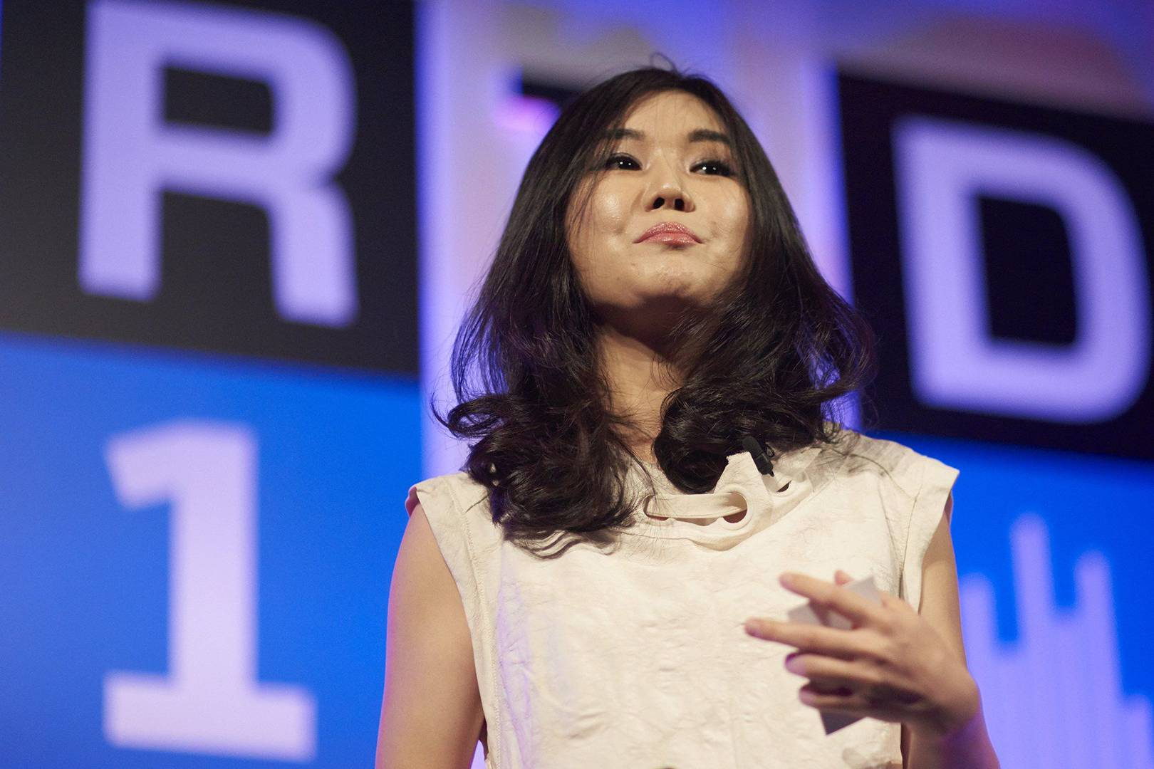North Korean Defector Hyeonseo Lee We Are Living An Orwellian