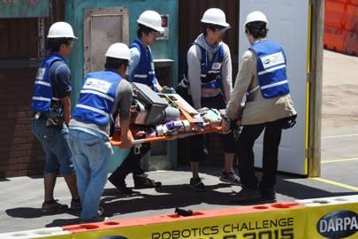 Darpa Robot Challenge 2015