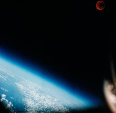 MR-3 flight earth observations