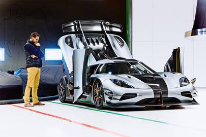Behind the scenes at Koenigsegg's speed factory