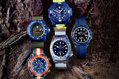 This summer's top-five ultimate outdoor rugged watches