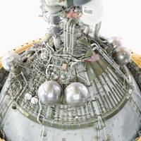 Saturn V stage three RocketDyne motor