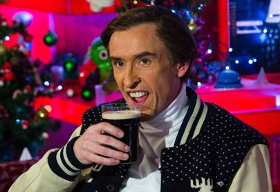 Alan Partridge is returning to the BBC