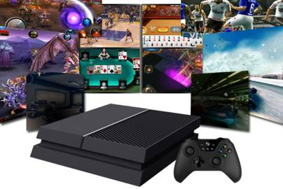 China just bootlegged PS4, Xbox One and Ouya in one go