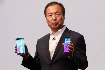Why Samsung just replaced the head of its smartphone business