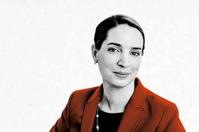 Maelle Gavet is CEO of OZON Group, Russia's largest e-commerce group