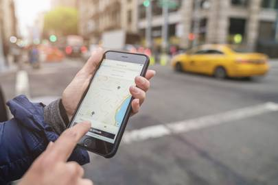 A UK tribunal has ruled that Uber drivers are full-time employees and not self-employed