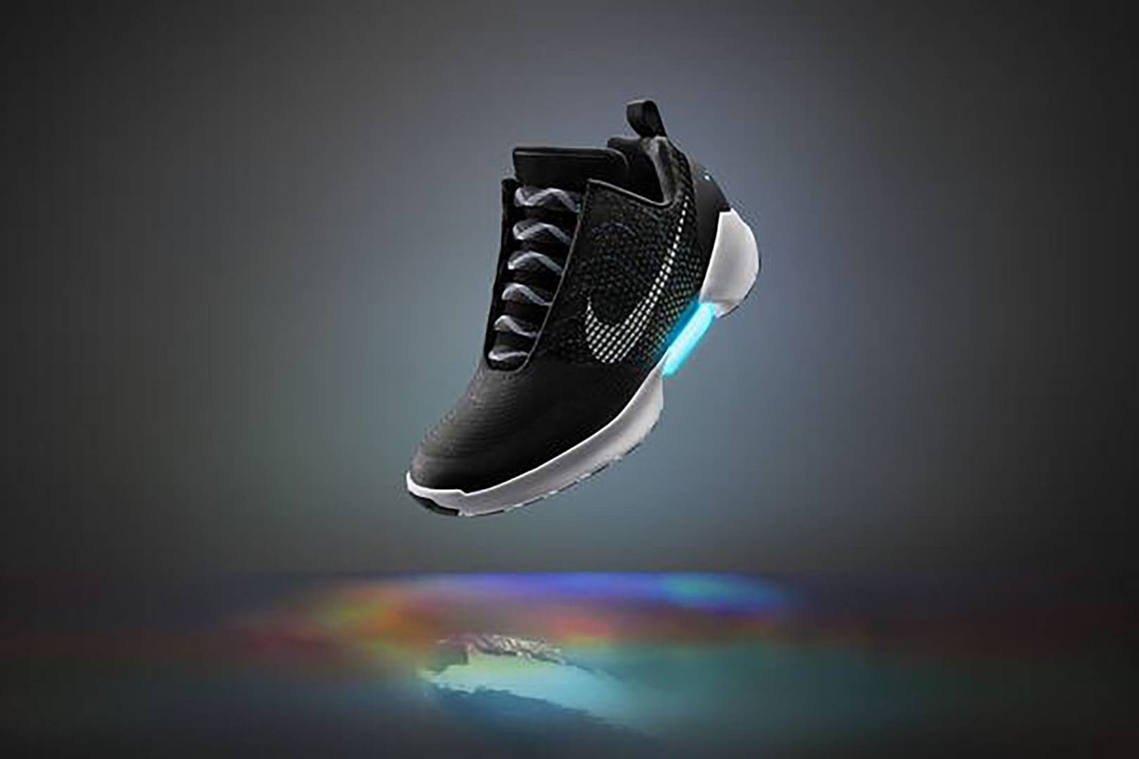 How Marty McFly's self-lacing trainers became a reality