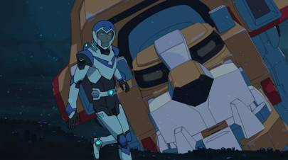 The lion roars: how 'Voltron: Legendary Defender' revamped an anime