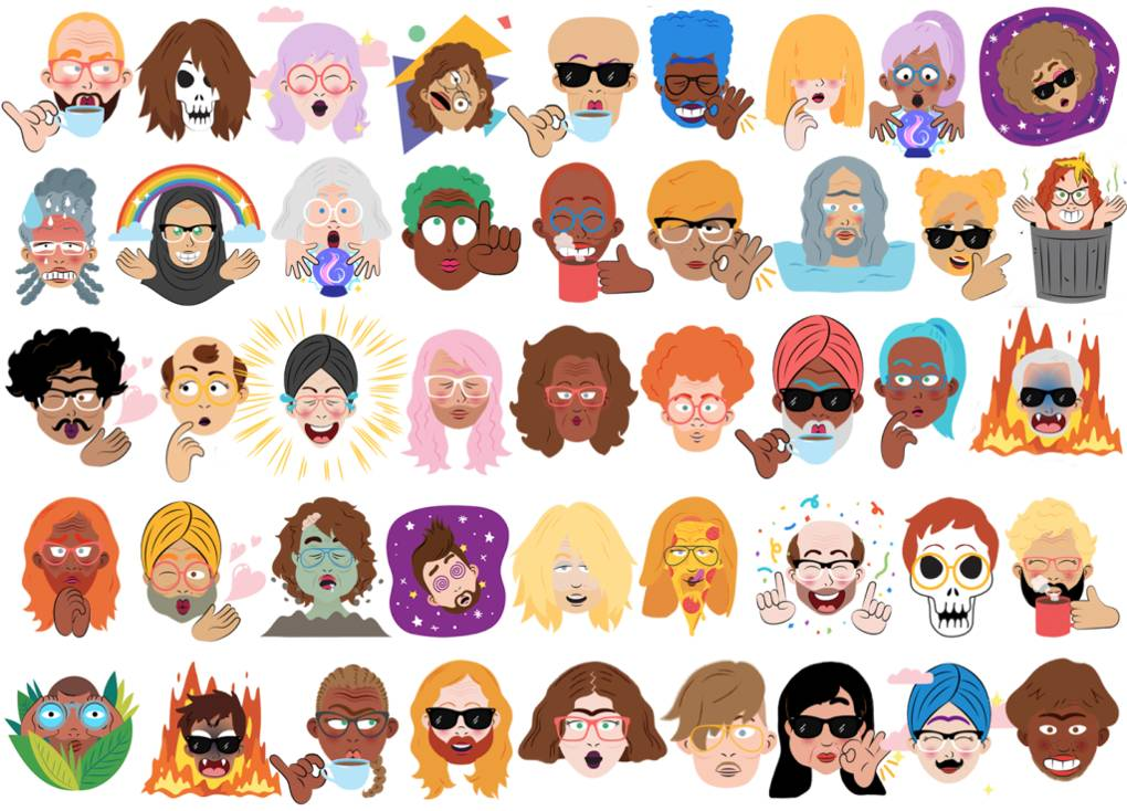 Google allo will now turn your selfies into stickers wired uk