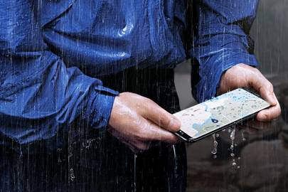 Waterpoof phone samsung