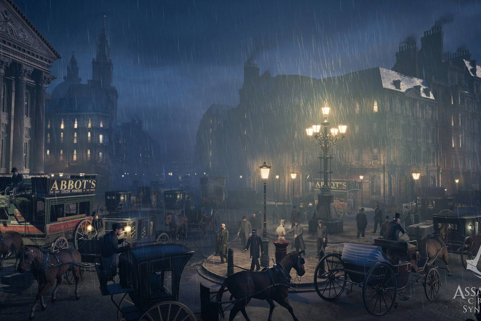 Assassin S Creed S London Might Look And Sound Unfamiliar To