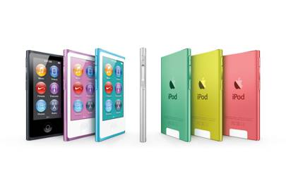iPod nano 7th generation