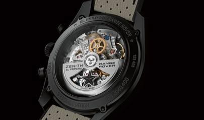 Luxury Watch. - Magazine cover