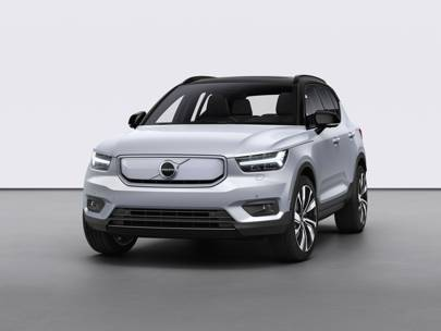 Volvo's new XC40 Recharge is its first ever fully electric car