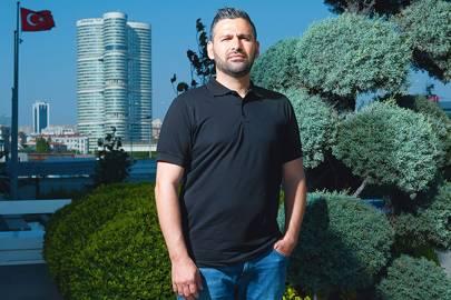 iyzico CEO Barbaros Özbugutu