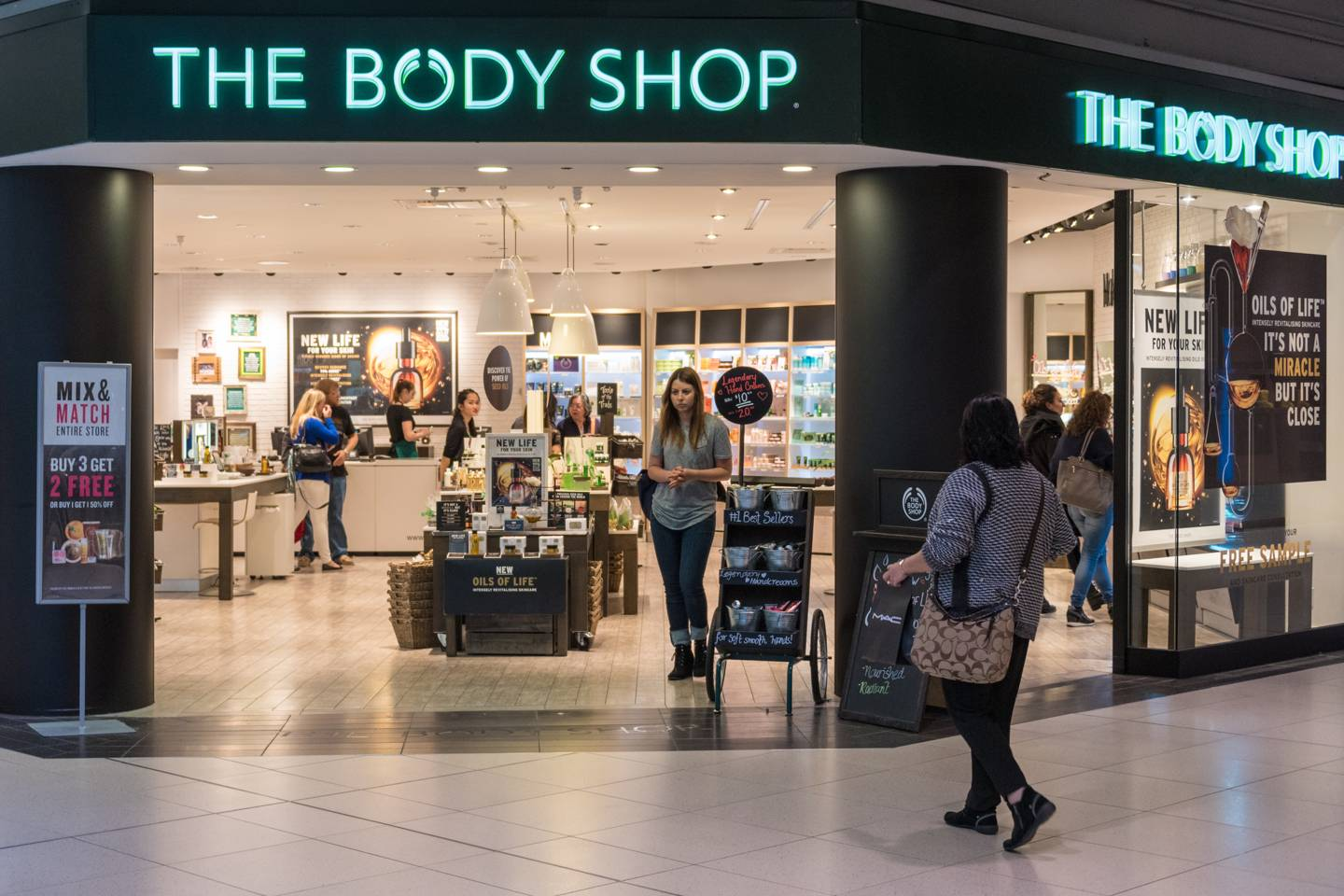 The 1bn body shop deal shows you can have profit and purpose wired uk - The body shop barcelona ...