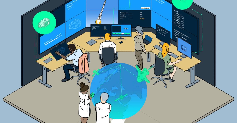 The Future Digital Battlespace