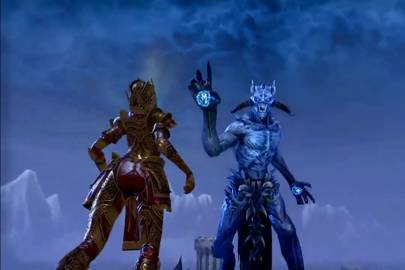 Elder Scrolls Online's 'One Tamriel' update will allow players of all levels to explore the world together, without level grinding.