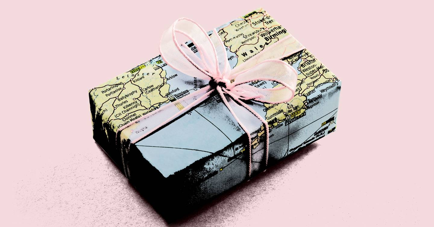How to wrap your presents properly and help save the planet