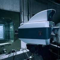 Imacon 468 high-speed camera