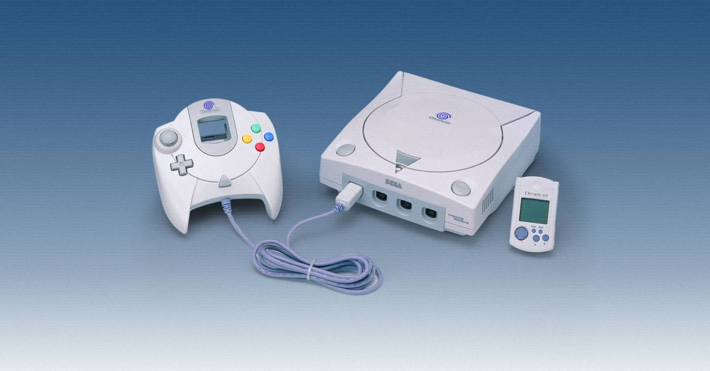 Unless the PS5 comes with maracas, I'll keep my Dreamcast