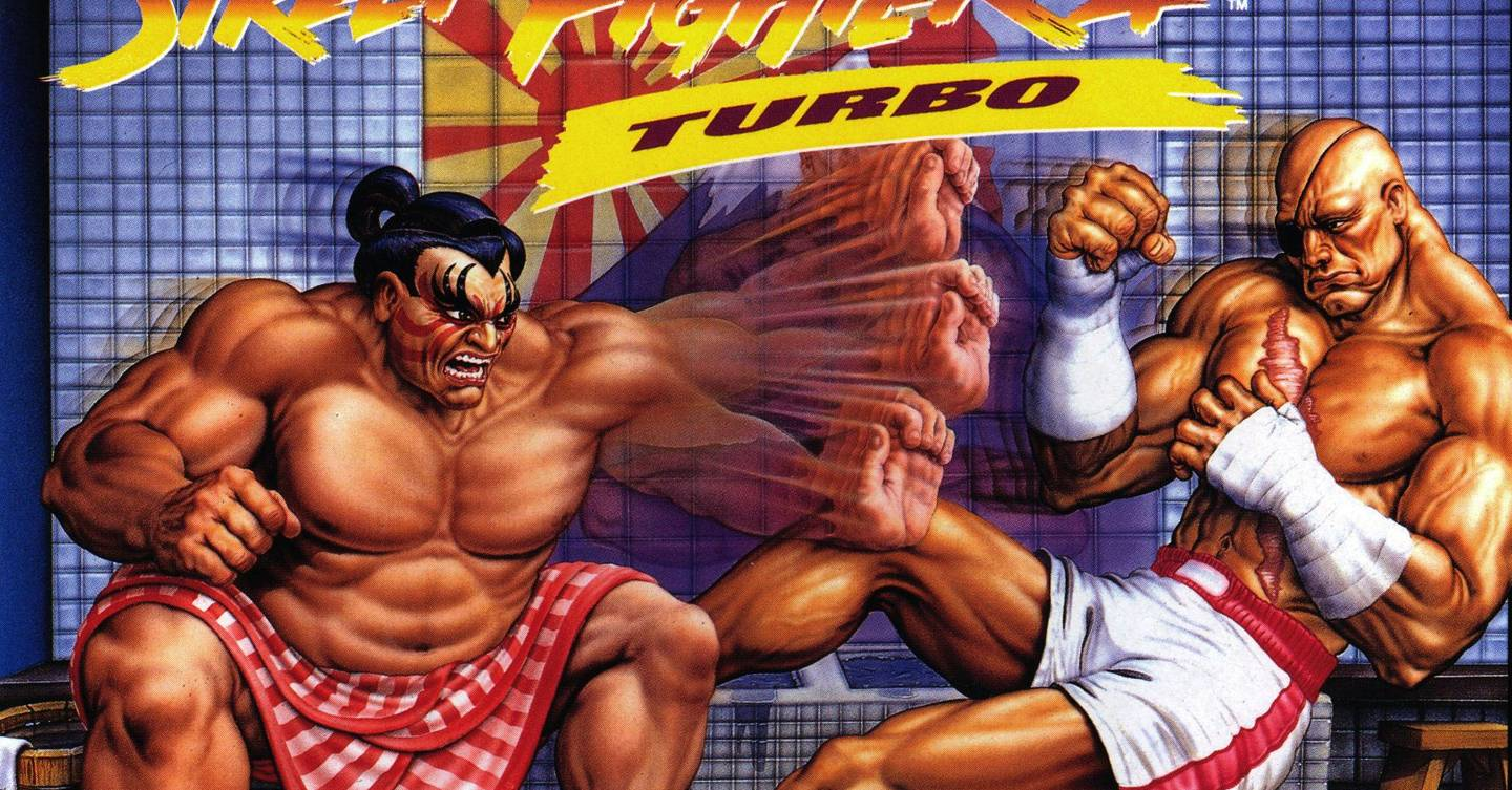 Street Fighter Classics Are Coming To The New Nintendo 3ds Wired Uk