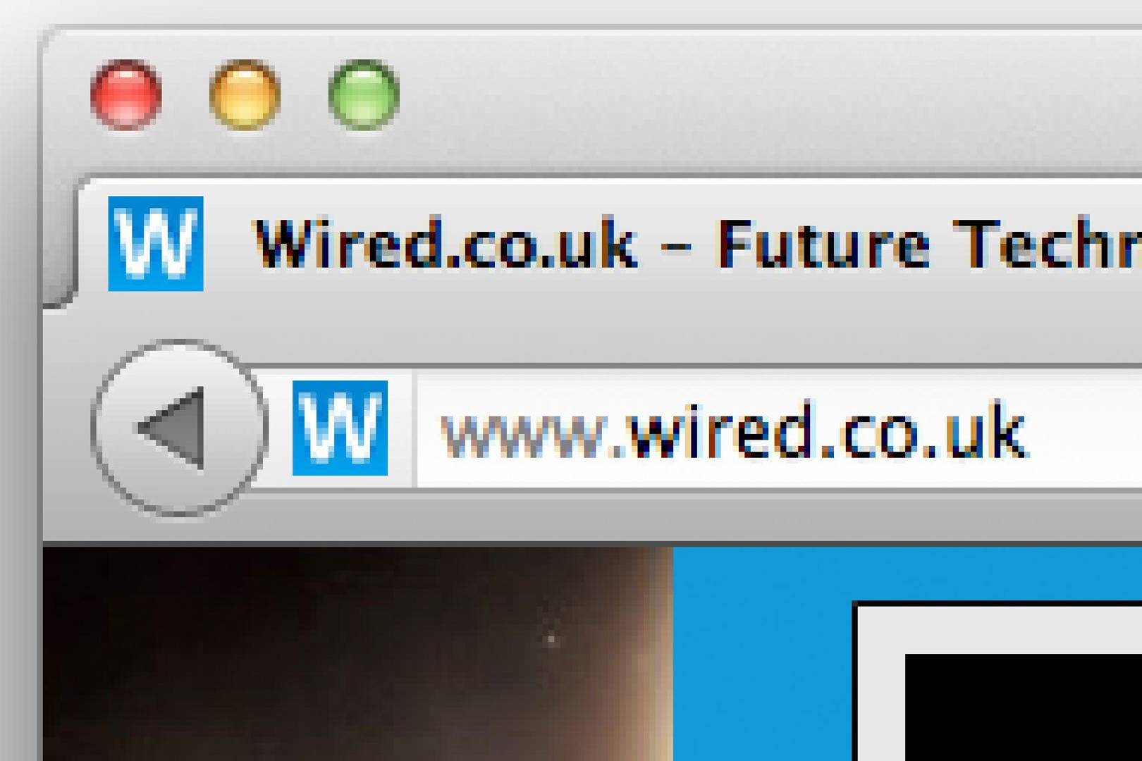 Mozilla kills favicons in the address bar, with good reason | WIRED UK