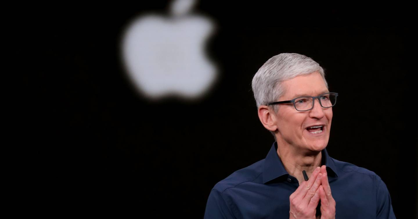 Here's all the big news from Apple's iPhone launch event