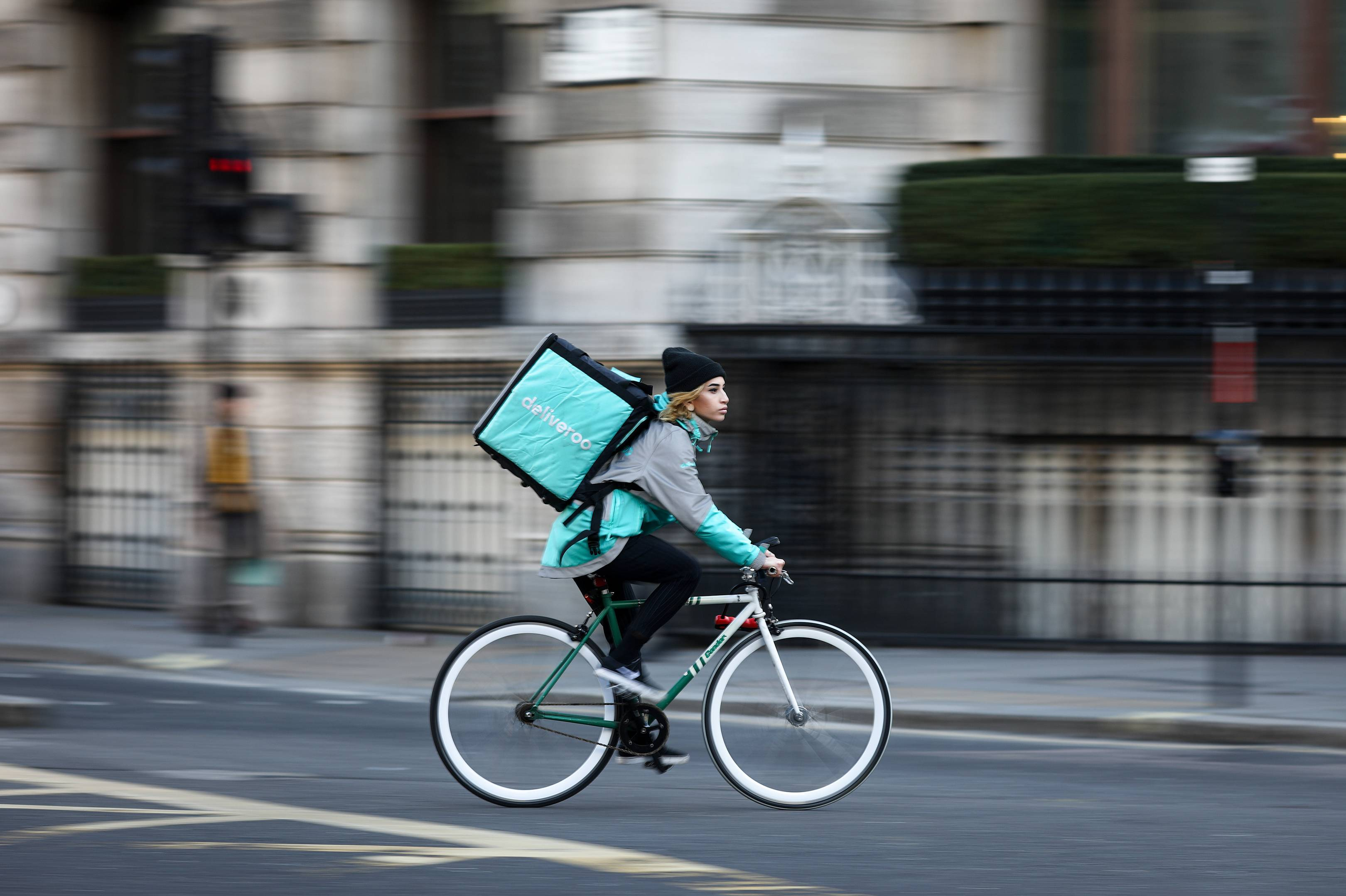 Deliveroo customers keep getting hacked using the same old