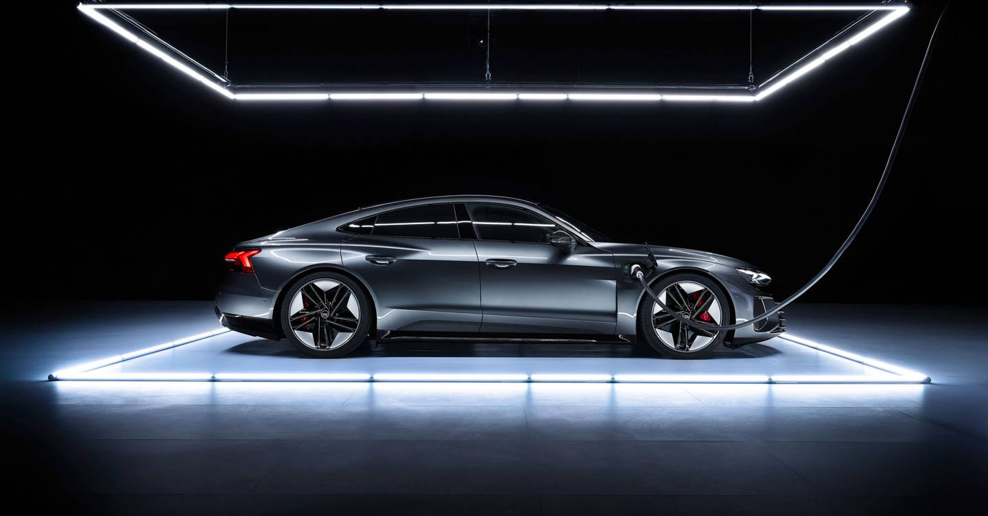 Audi e-Tron GT first drive: move over Tesla Model S, this is better