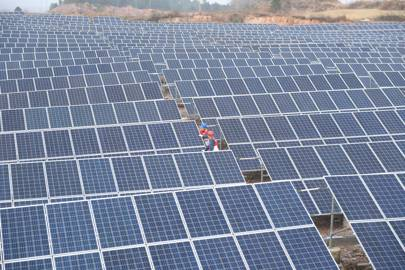 Grid-connected Photovoltaic System In Chuzhou